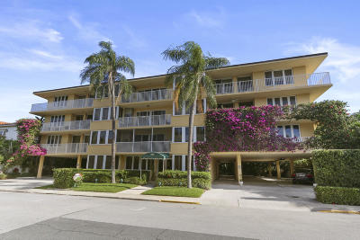 Palm Beach Condo For Sale: 223 Atlantic Avenue #4b