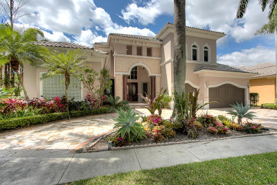 The Preserve Single Family Home For Sale: 2392 NW 49th Lane
