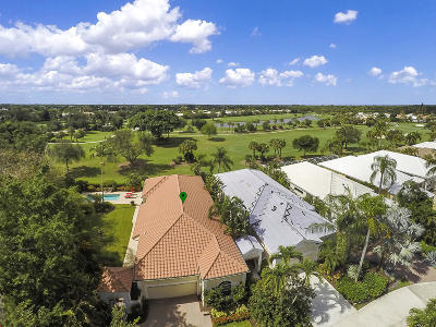 Palm Beach Gardens Single Family Home For Sale: 100 Coral Cay Drive