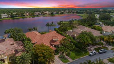Palm Beach Gardens FL Single Family Home For Sale: $3,195,000