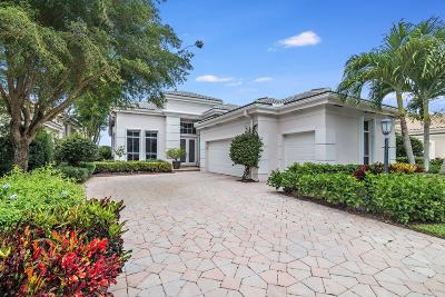 Palm Beach Gardens Single Family Home For Sale: 281 Isle Way