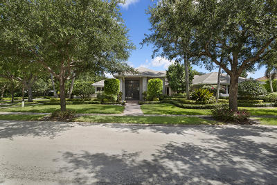 Les Jardins, Les Jardins, Patch Reef Estates Single Family Home For Sale: 2365 NW 45th Street