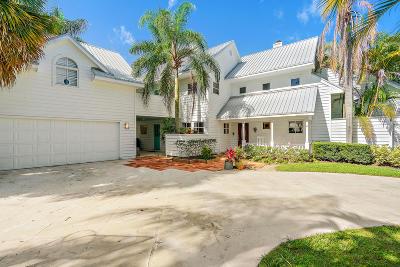 Jupiter Single Family Home Contingent: 5834 Senegal Court