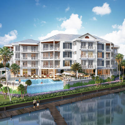 Martin County, St. Lucie County Condo For Sale: 41 SW Seminole Street #Hibiscus