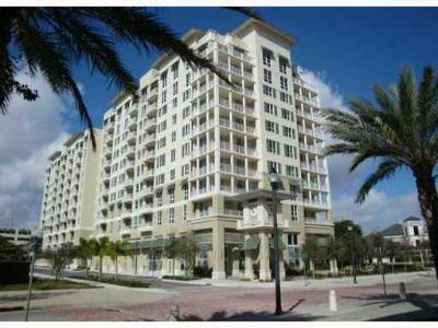 City Palms, City Palms Condo, City Palms Condominium, City Palms At City Place, City Palms Condo At City Place, City Palms Condominiums Rental For Rent: 480 Hibiscus Street #340