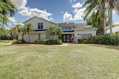 Vero Beach Single Family Home For Auction: 1441 56th Sq W