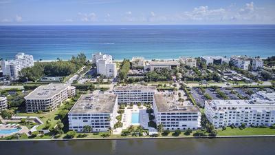 Palm Beach Rental For Rent: 2784 S Ocean Boulevard #105s