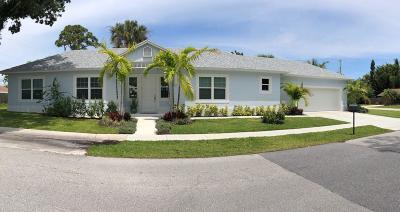 Jupiter Single Family Home For Sale: 417 Hugh Street