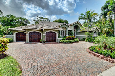 Boca Raton Single Family Home For Sale: 2240 SW 15th Place