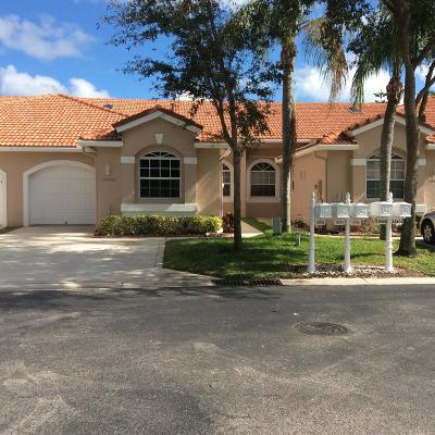 Boca Raton Single Family Home For Sale: 18400 Via Di Regina