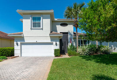 Fort Pierce Single Family Home For Sale: 41 Southpointe Drive