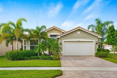 Boynton Beach Single Family Home For Sale: 8734 Carmel Mountain Way