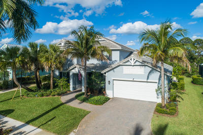 Jupiter Single Family Home For Sale: 111 Shores Pointe Drive