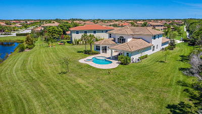 Jupiter Single Family Home For Sale: 189 Citadel Circle