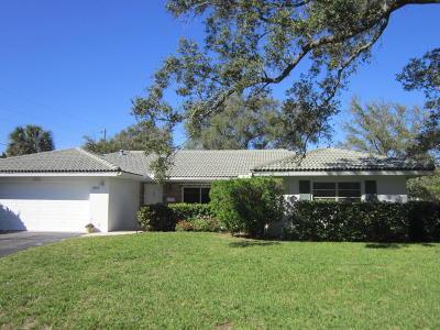Boca Raton FL Single Family Home For Sale: $509,000