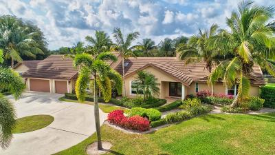 Delray Beach Single Family Home For Sale: 10468 El Caballo Court