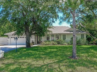 Jensen Beach Single Family Home For Sale: 167 NE Blueberry Terrace