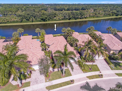 Palm Beach Gardens Single Family Home For Sale: 124 Andalusia Way