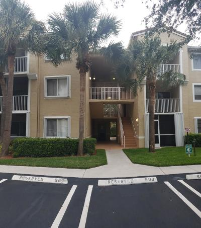 Tequesta Condo For Sale: 284 Village Boulevard #9208