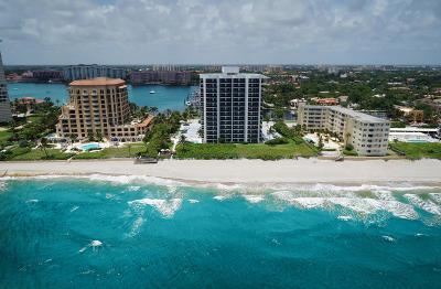 Boca Raton Condo Sold: 350 S Ocean Boulevard #11-D
