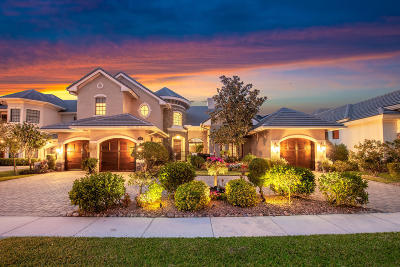 Boynton Beach Single Family Home For Sale: 9131 Equus Circle