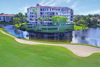 Boca Raton Condo For Sale: 7383 Orangewood Lane #501/601