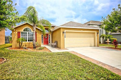 St Lucie County Single Family Home For Sale: 6125 NW Wild Cotton Way