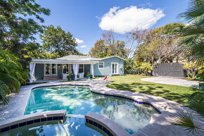 Flamingo Park, Flamingo Park Sec Single Family Home For Sale: 800 Park Place