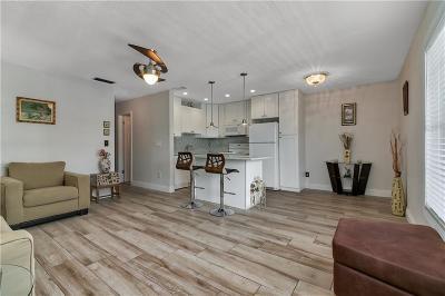Martin County, St. Lucie County Condo For Sale: 2929 SE Ocean Boulevard #9