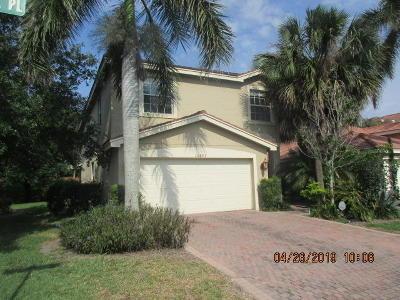 Boynton Beach Single Family Home For Sale: 10893 Paperbark Place