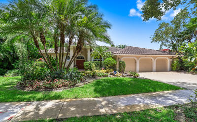 Parkland Single Family Home For Sale: 7258 NW 64th Terrace