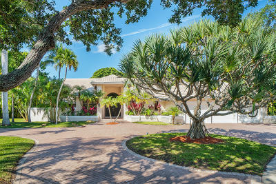Boca Raton Single Family Home For Sale: 2309 NW 64th Street