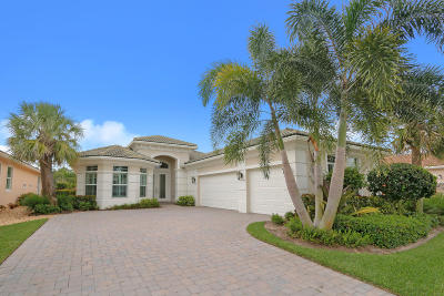 Jupiter FL Single Family Home For Sale: $899,000