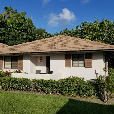 Palm Beach Gardens Single Family Home For Sale: 825 Club Drive
