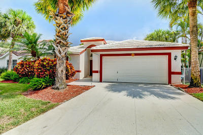 Delray Beach Single Family Home For Sale: 2825 Clearbrook Circle
