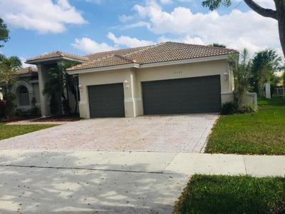Cooper City Single Family Home For Sale: 12500 Countryside Terrace