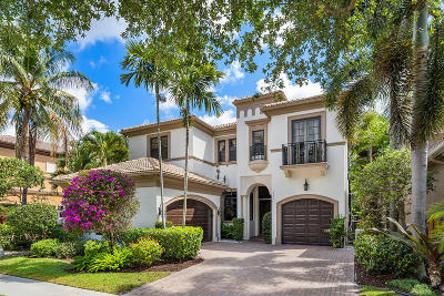 Boca Raton Single Family Home For Sale: 17794 Lake Azure Way