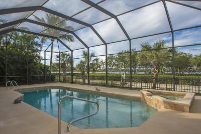 Vero Beach Single Family Home For Sale: 1289 W Island Club Square