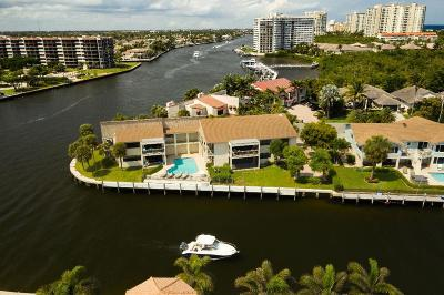 Highland Beach Condo For Sale: 1102 Highland Beach Drive #2w