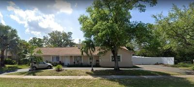 Plantation Single Family Home For Sale: 8690 Gatehouse Road