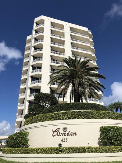 Condo Sold: 425 S Beach Road #Ph-A