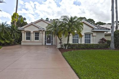 St Lucie County Single Family Home For Sale: 8324 Belfry Place