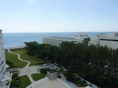 Palm Beach Condo For Sale: 2780 S Ocean Boulevard #512