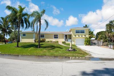 Single Family Home For Sale: 6918 Kingston Drive