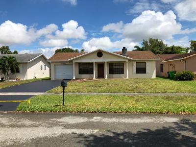 Sunrise Single Family Home For Sale: 10827 NW 26 Street