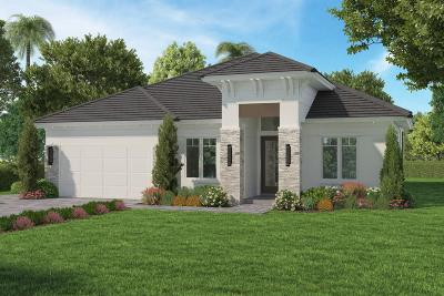 Vero Beach Single Family Home For Sale: 9309 Orchid Cove Circle