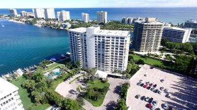 Boca Raton Condo For Sale: 875 E Camino Real #5d