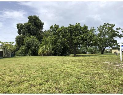 Palm Springs Residential Lots & Land For Sale: 3935 Bellevue Avenue