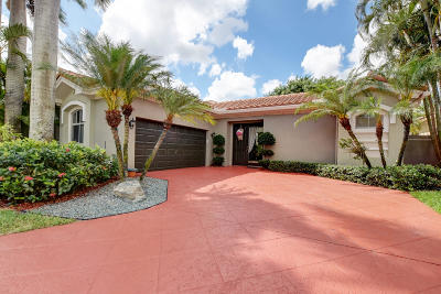 Boca Raton Single Family Home For Sale: 6342 NW 23rd Street