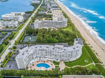 Palm Beach Condo For Sale: 2780 S Ocean Boulevard #706
